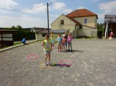 Den dětí v ZŠ Bukovina 2017
