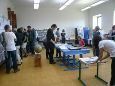 Den Bukoviny - výstava ve škole