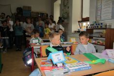Zahájení školního roku 2013_14
