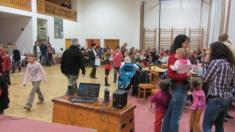 Vánoční besídka s výstavou 2012/13