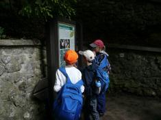 Výlet Punkevní jeskyně 2012