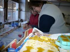 Exkurze do výrobny svíček a Moravská vesnička