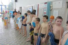 Plavecký výcvik 2016