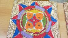 VV 3.-5.r. Mandala z přírodnin