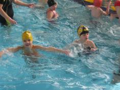 Plavecký výcvik 2010