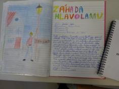 Prezentace knih ČTENÍ 4. a 5. ročník
